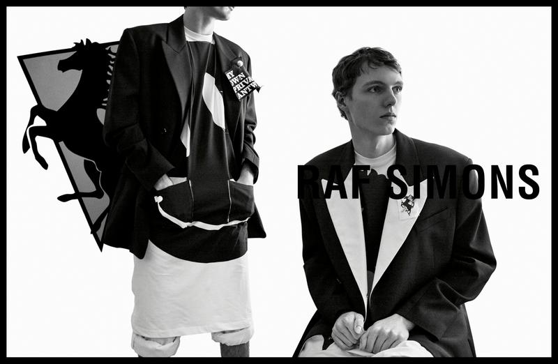 未來極簡主義 - Raf Simons 2020 春夏系列大片正式發佈