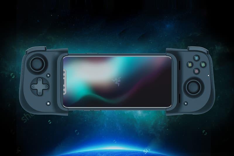 Razer 推出對應 Android 與 iOS 手機之全新遊戲手柄