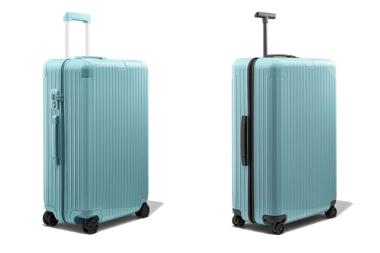 RIMOWA 推出「Berry 」&「Glacier」全新配色 Essential 旅行箱