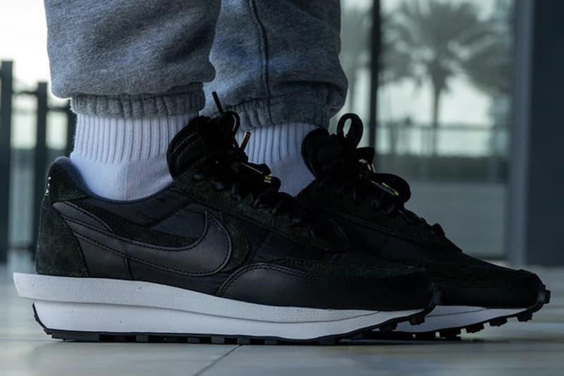 率先預覽 sacai x Nike LDWaffle 最新聯名上腳圖輯