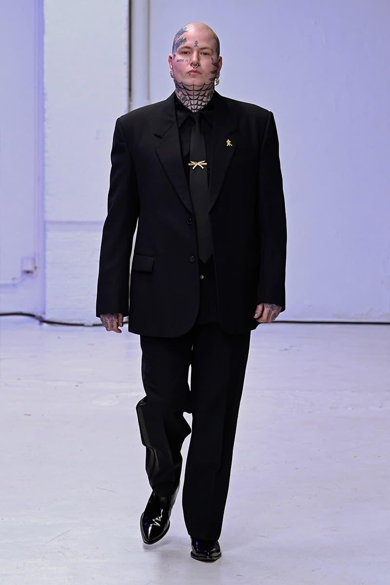 巴黎時裝周 − SANKUANZ 2020 秋冬系列時裝大秀