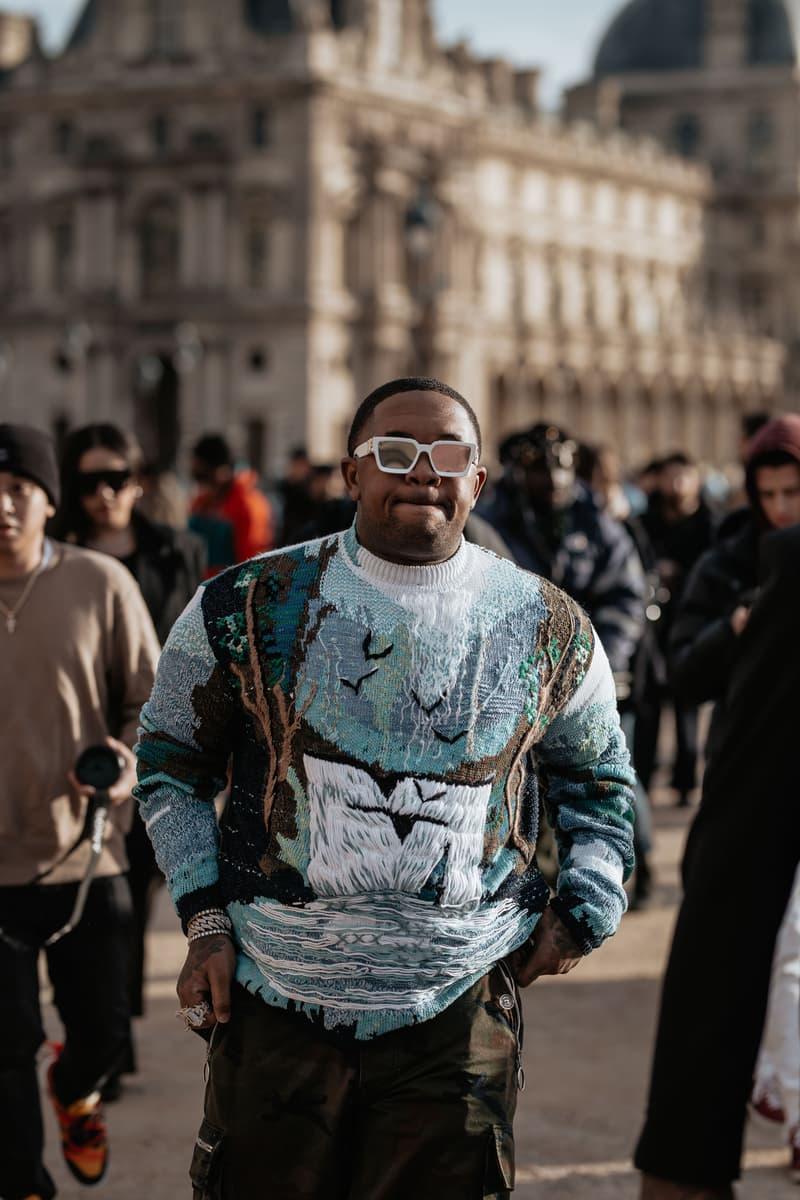 Street Style:2020 秋冬巴黎時裝周街拍特輯 (UPDATE)