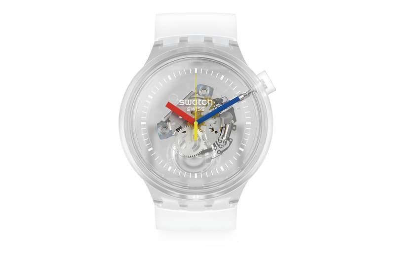 Swatch 復刻推出八十年代經典「Jellyfish」手錶