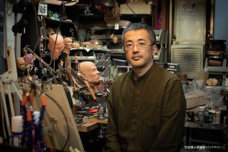 鬼才の現身 − 竹谷隆之全新個展《竹谷隆之作品展 2020 in Taipei》即將登台