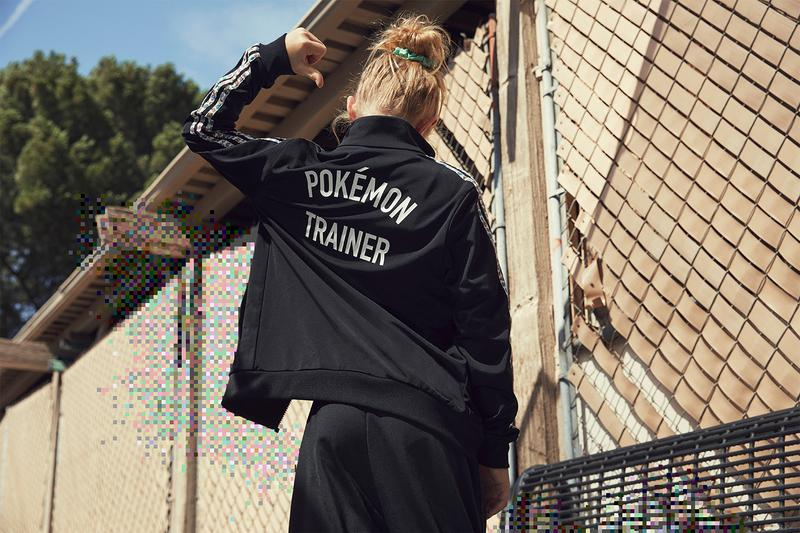 adidas x The Pokémon Company 全新聯乘系列正式發佈