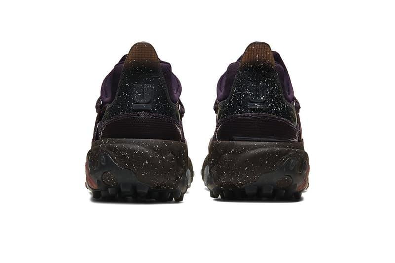 UNDERCOVER x Nike 全新聯乘 React Presto 發售情報正式公開