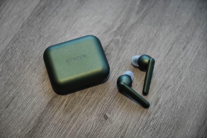 隨身隨聽-近賞 Urbanista「PARIS」真無線藍牙耳機