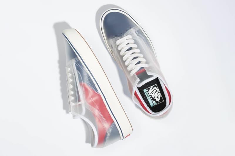 鞋中鞋-Vans 推出全新混合鞋款 Comfycush Slip-Skool