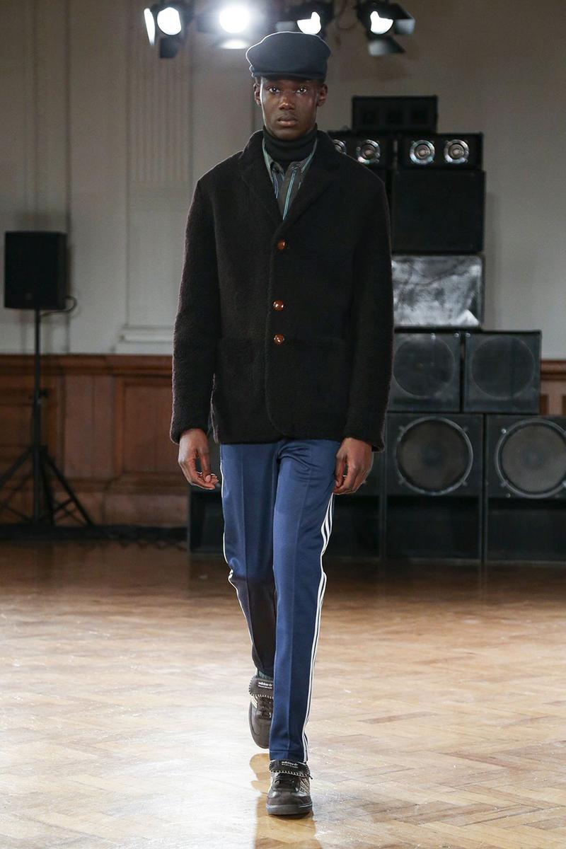 倫敦男裝週-Wales Bonner 2020 秋冬系列時裝大秀