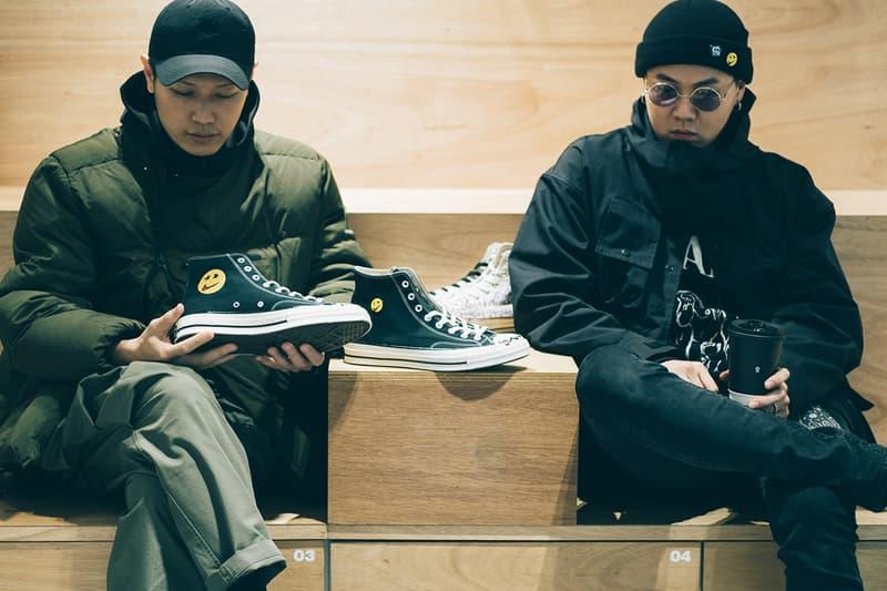獨家專訪 WISDOM®️ 設計師 HANS CHYI 與好友藝術家 MING YU 聯名合作始末