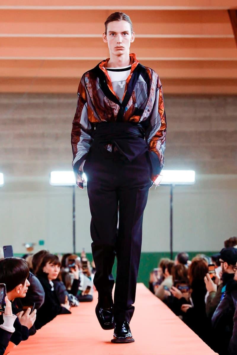 巴黎時裝周 - Y/Project 2020 秋冬系列時裝大秀