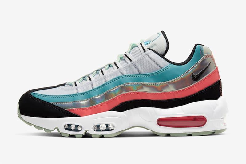 Nike 推出別注版 Air Max 95「Alien」鞋款