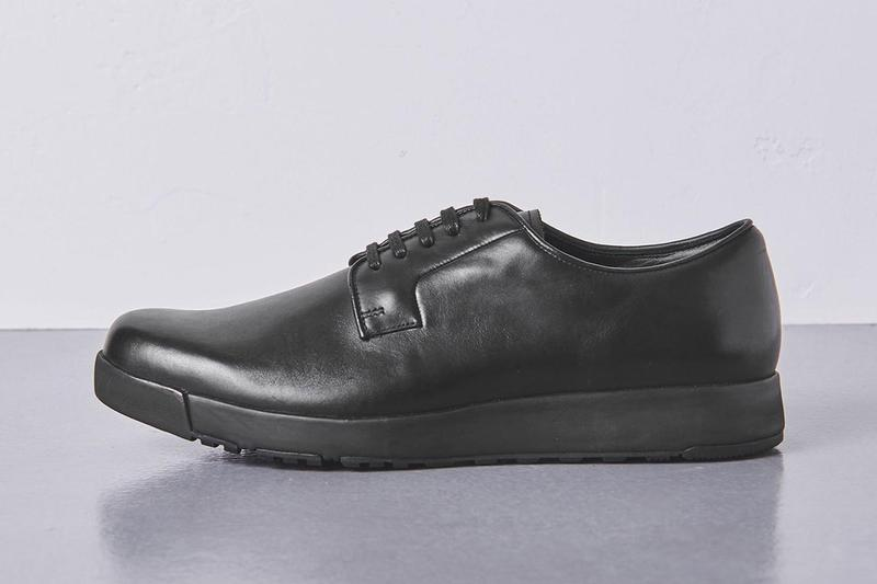 United Arrows 攜手 ASICS 開發 GORE-TEX 高機能皮鞋 RUNWALK G-TX