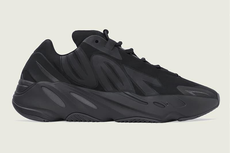 城市限定?adidas YEEZY 鞋款 700 MNVN 最新配色「Black」發售情報公開