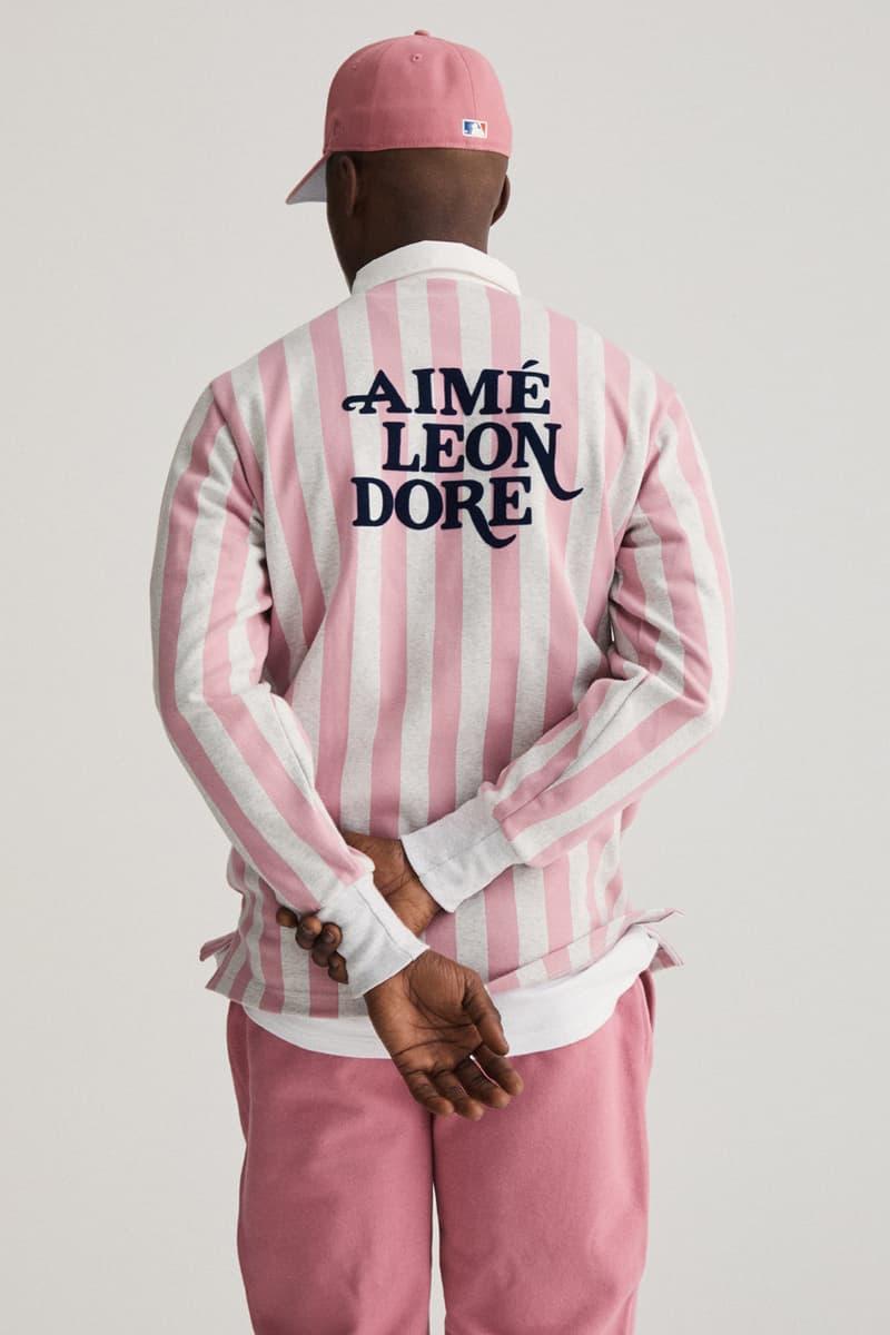 Aimé Leon Dore 2020 春夏系列 Lookbook 正式發佈