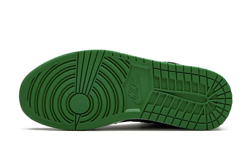 Air Jordan 1 Retro High OG 最新配色「Pine Green」官方圖輯曝光