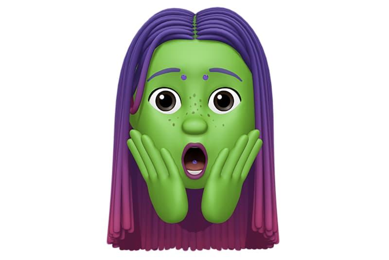 情感解放-Apple iOS Beta 揭示 Memoji 全新表情