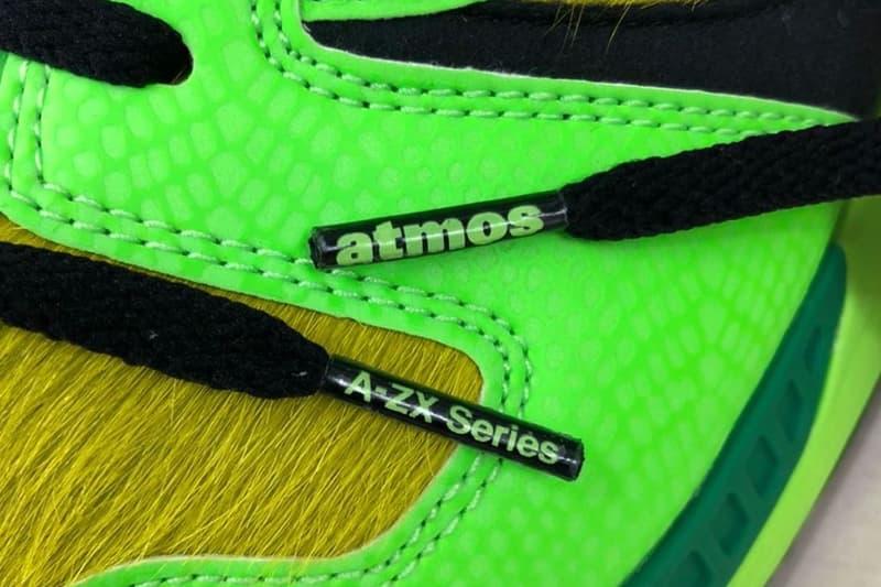 atmos 創意總監親揭與 adidas Originals 的最新 ZX 聯名鞋款
