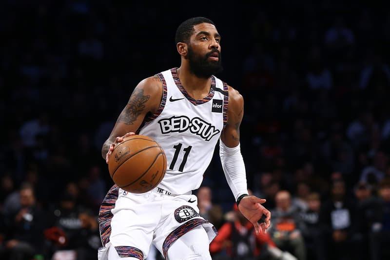 Brooklyn Nets 明星球員 Kyrie Irving 確定 2020 賽季正式報銷