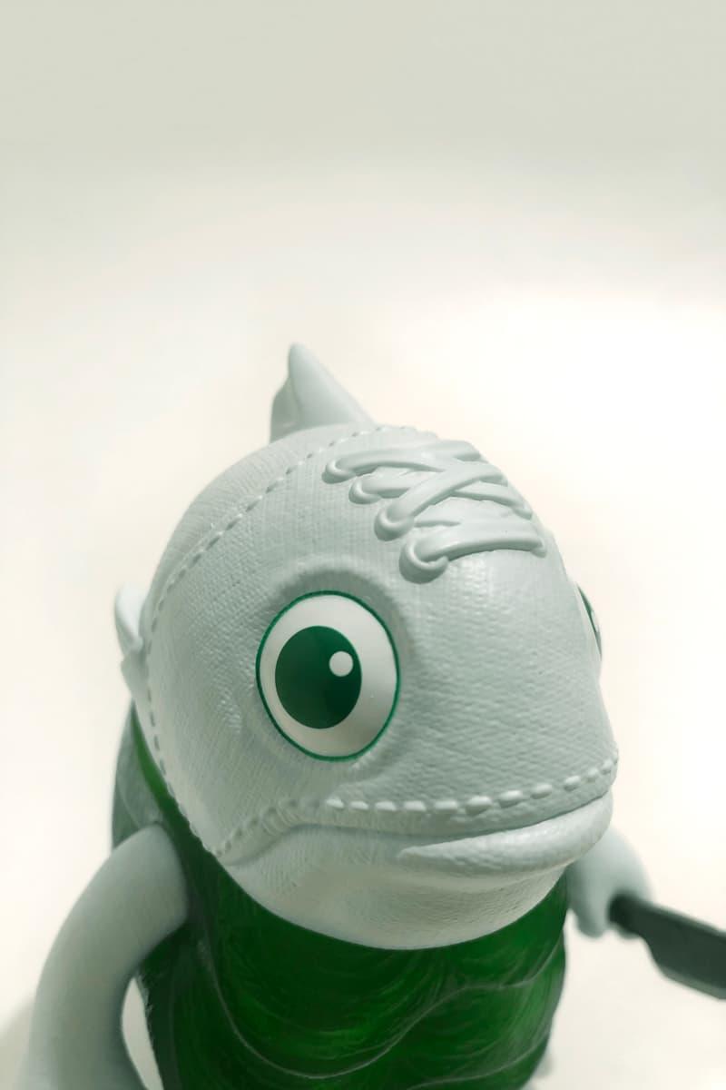 聯乘參上!432HZ x CHINO LAM WORKSHOP 推出「白飯魚前輩」玩偶