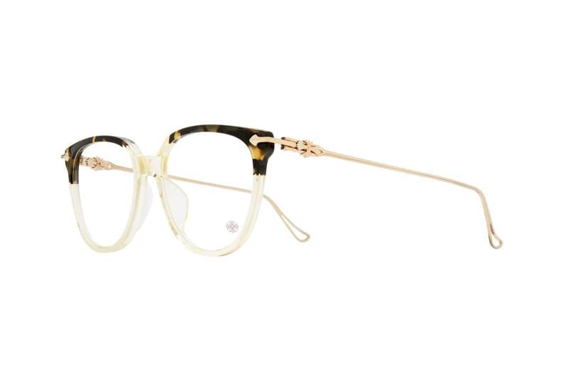 Chrome Hearts 推出全新 2020 春夏眼鏡系列