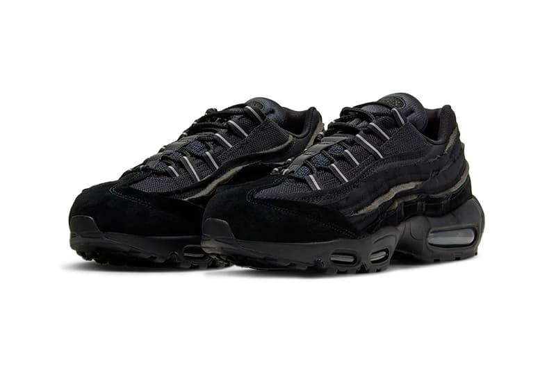 COMME des GARÇONS HOMME PLUS x Nike Air Max 95 聯乘鞋款上架