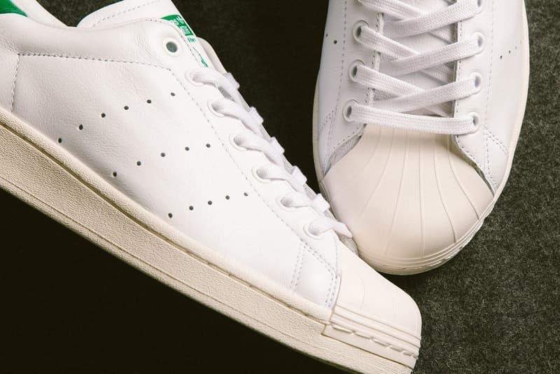 adidas Originals 全新混種鞋型 Superstan 細節近賞