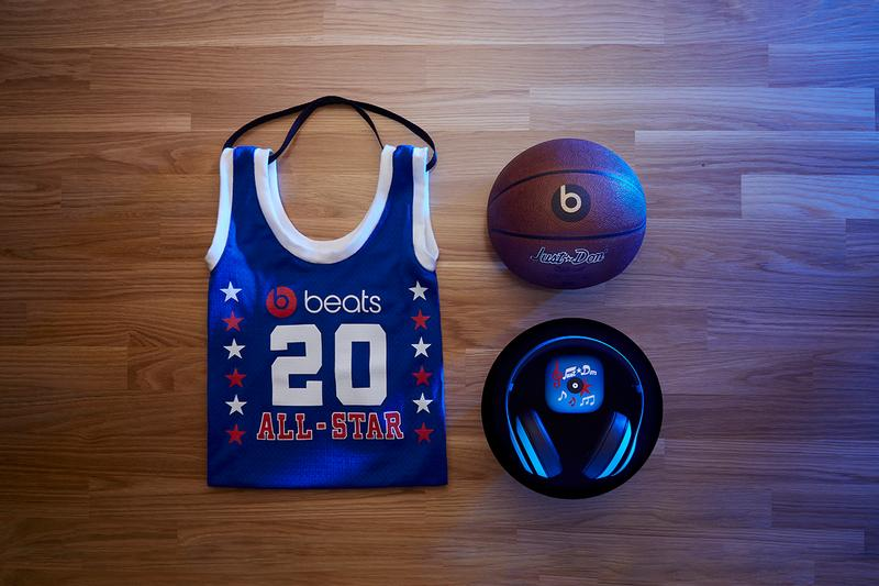 Don C 聯結 Beats by Dr. Dre 客製芝加哥風格 Studio3 及 Powerbeats Pro 耳機