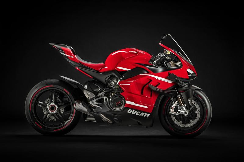 Ducati 推出品牌史上最強性能電單車 Superleggera V4