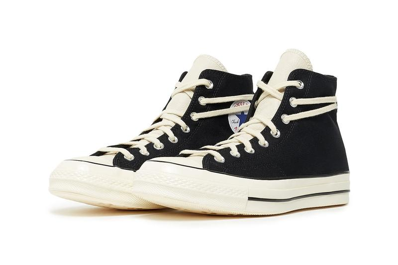 Fear of God Essentials x Converse 最新聯名鞋款 Chuck 70 發售日期公開