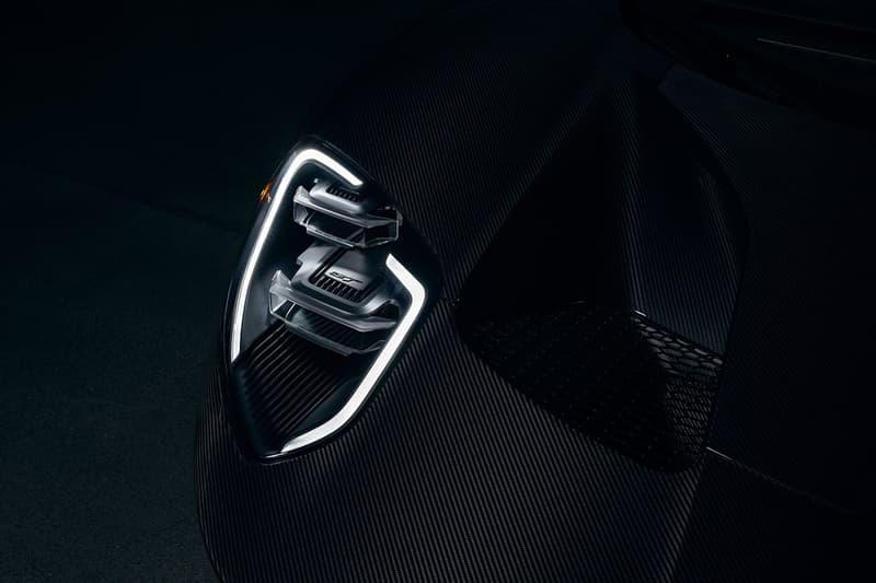 Ford GT 2020 樣式全新升級版本車型「Liquid Carbon」發佈