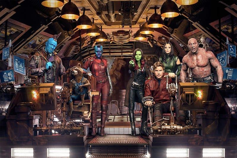 Marvel 未來大片《Guardians of the Galaxy 3》或將成為系列最終章?