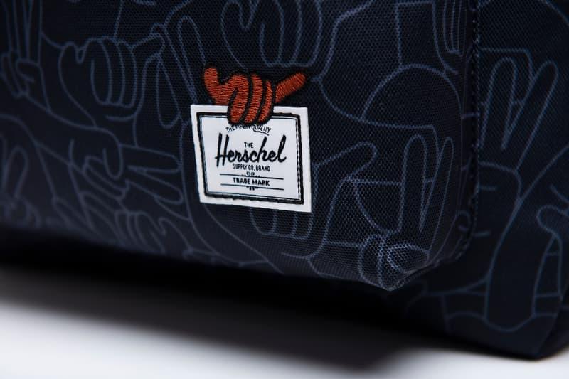 藝術融入-Herschel Supply Co. 與 Kevin Butler 聯手春夏系列