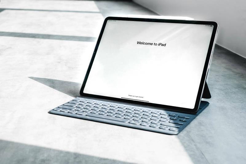 消息指 Apple 今年將為 iPad 帶來觸控板鍵盤配件