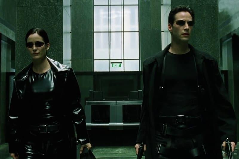 拍攝片段公開!《Matrix 4》電影 Keanu Reeves 及 Carrie-Anne Moss 同坐鐵駕