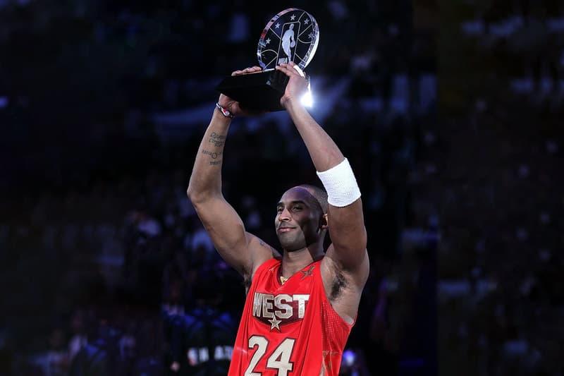 崇高致敬-NBA 更名全明星賽最有價值球員獎項為 Kobe Bryant MVP 獎
