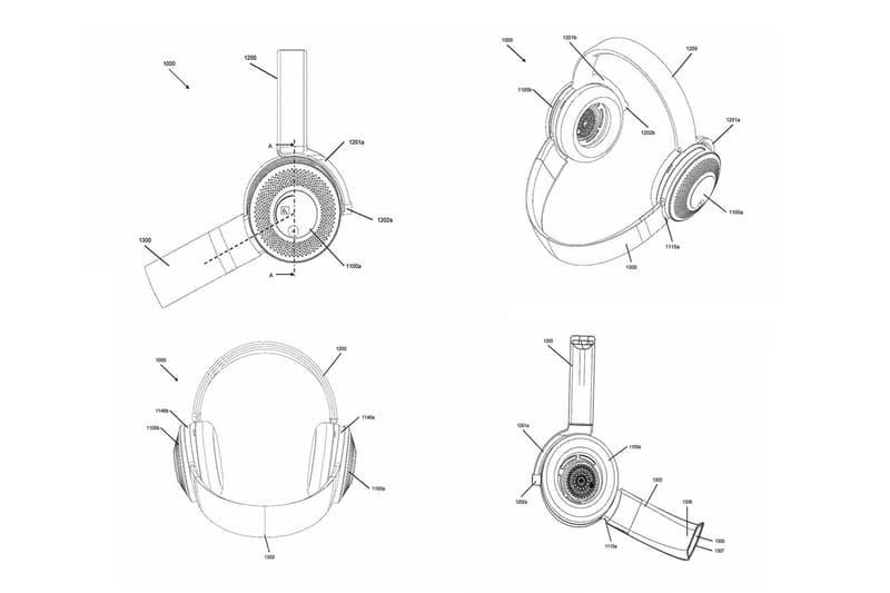 耳根「清淨」-Dyson 再跨領域申請新耳機專利