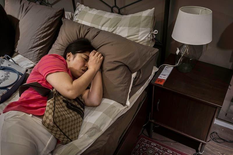 世界睡眠日-IKEA 將在兩間店舖舉行過夜活動