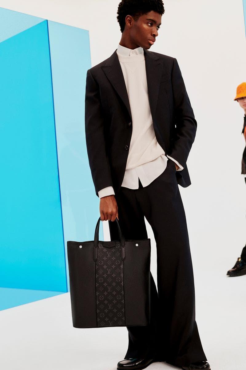 Louis Vuitton 發佈色彩繽紛之 Taïgarama 皮具系列 SS20 全新型錄