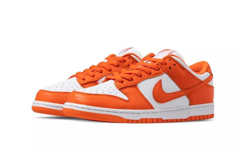 Nike Dunk Low「Syracuse」雪城大學配色發售情報公開!