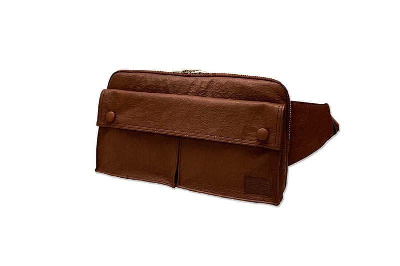 PORTER 推出全新「地上最強」混合物料 Freestyle 包袋系列
