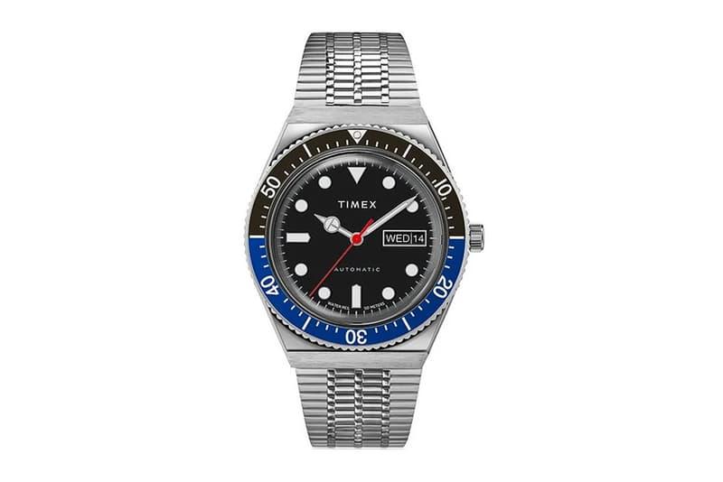 復古機械-Timex 推出 M79 Automatic 腕錶新作