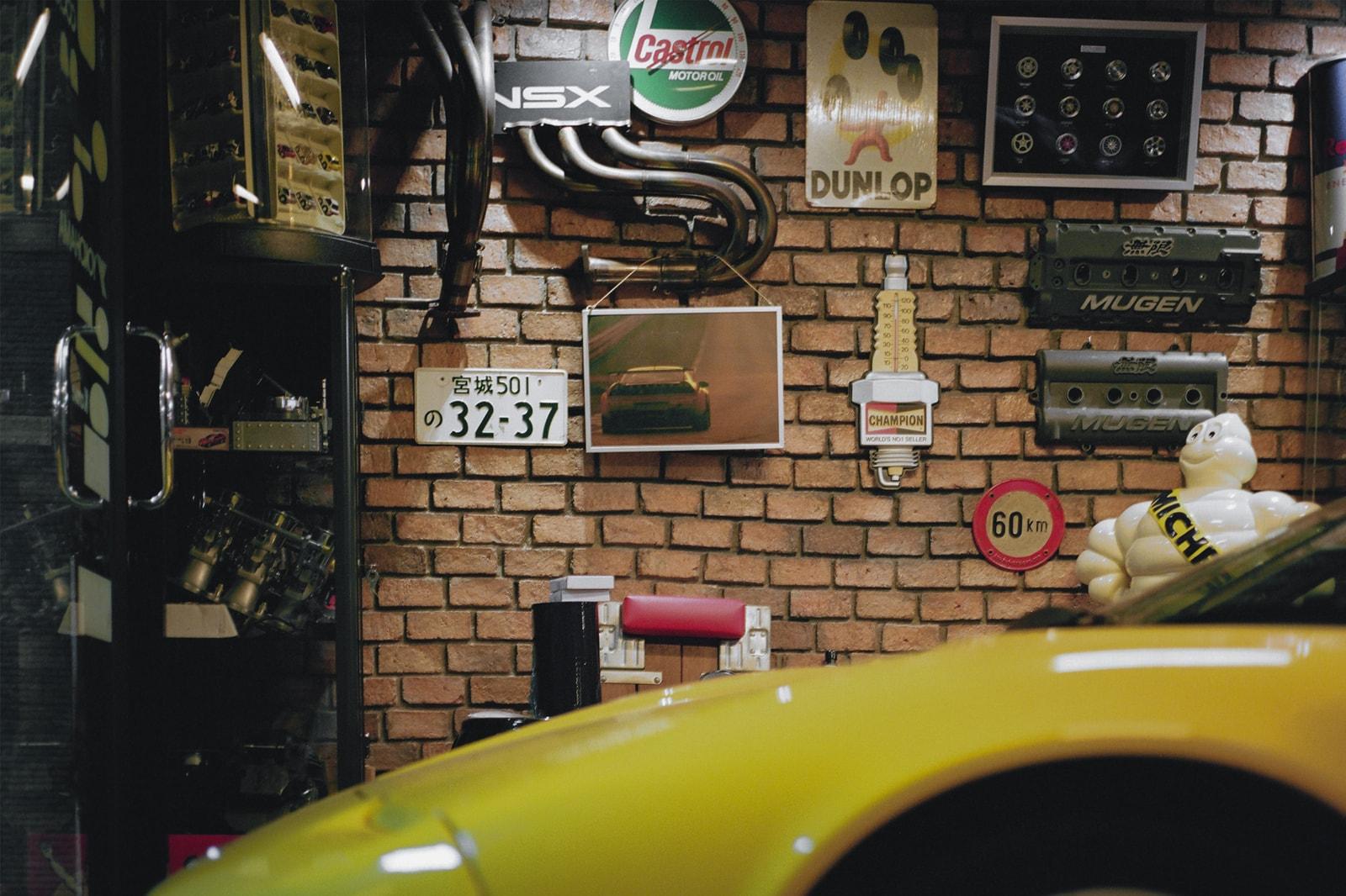 GT-R、AE86 及 NSX 參上!HYPEBEAST 專訪泰國 JDM 狂熱收藏家 P'Lan