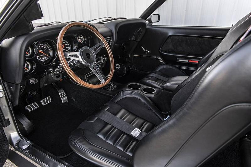 殺神座駕 − Ford Mustang「Hitman」車款現正進行販售