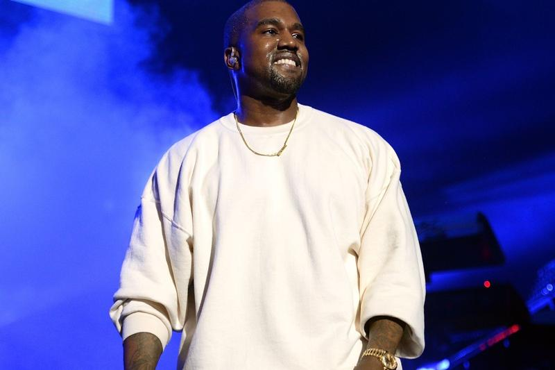 Kanye West 率先著用 adidas YZY BSKTBL Quantum 全新配色