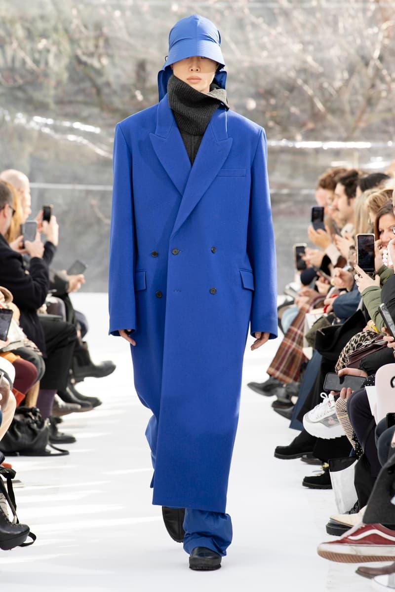 巴黎時裝周 - KENZO 2020 秋冬系列時裝大秀