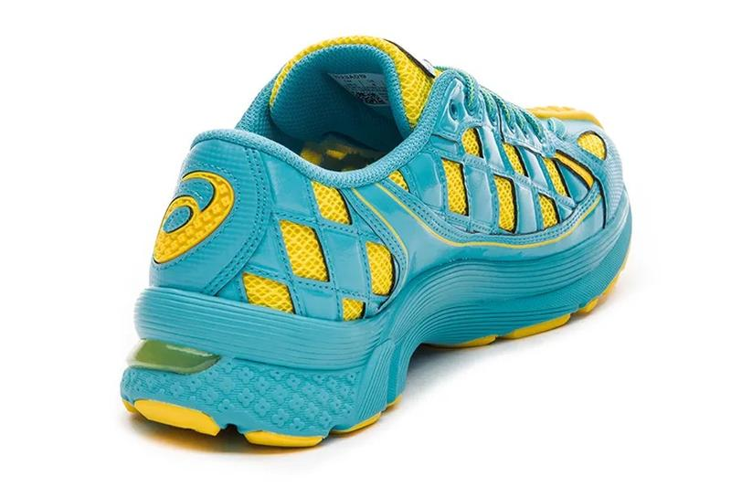 Kiko Kostadinov x ASICS 最新聯名鞋款 GEL-Kiril 正式發佈