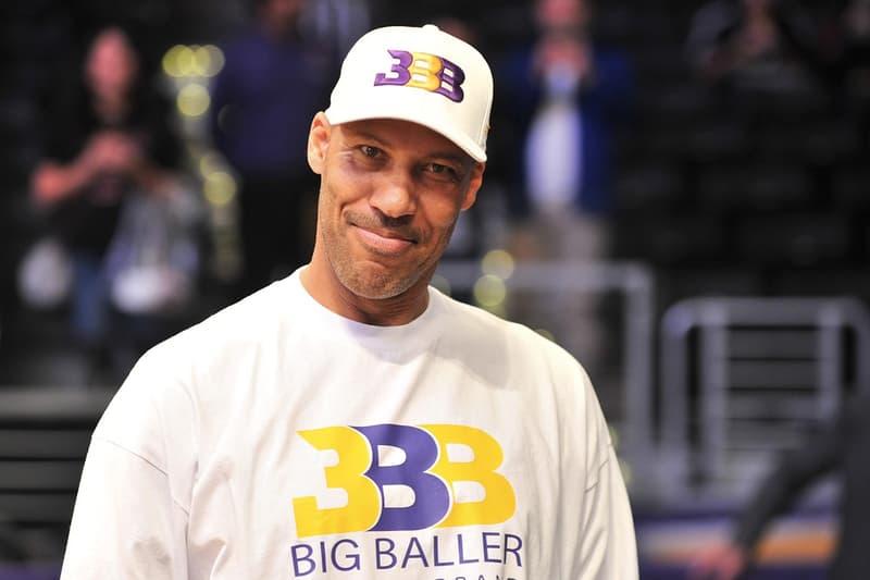 LaVar Ball 親自宣布 Big Baller Brand 品牌正式重新開張