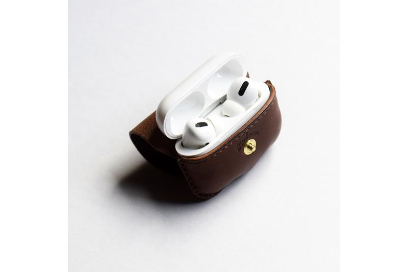 Leather Factory Roberu 迎來 AirPods 及 AirPods Pro 皮革保護套新作