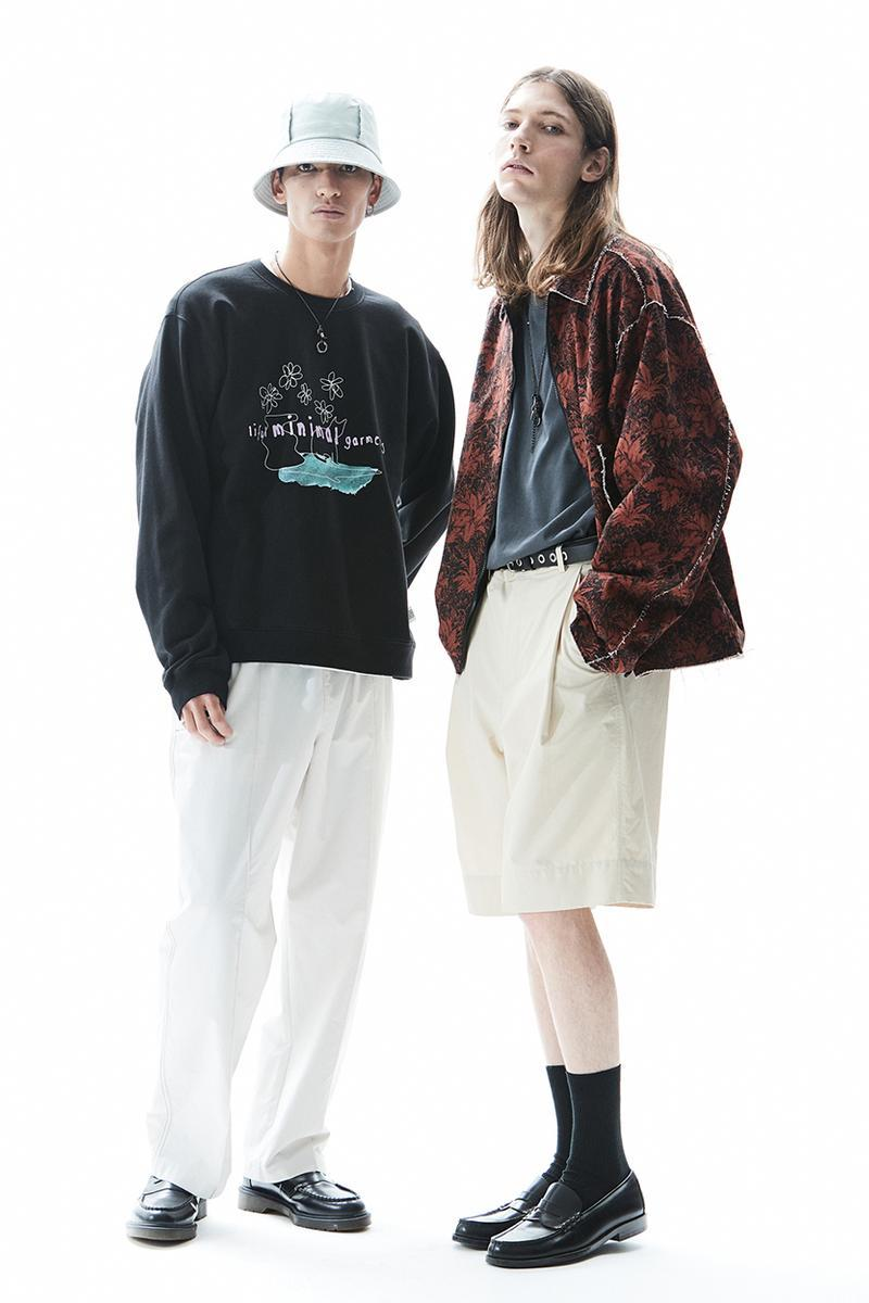 LIFUL MINIMAL GARMENTS 2020 春夏系列 Lookbook 正式發佈